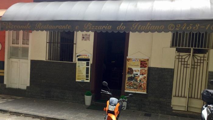 Dica gastronômica – RestauranteVisconde.